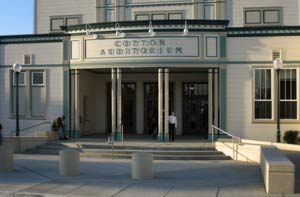 Cotton Auditorium